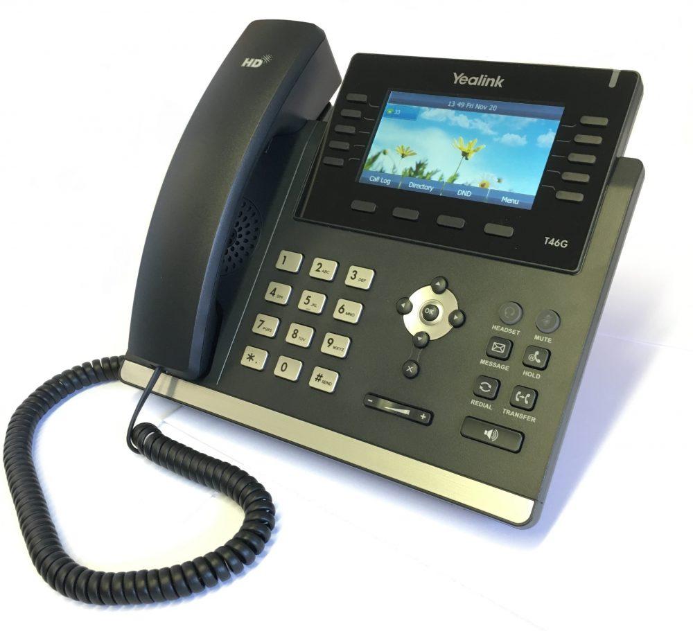 Internet Phones Yealink T46