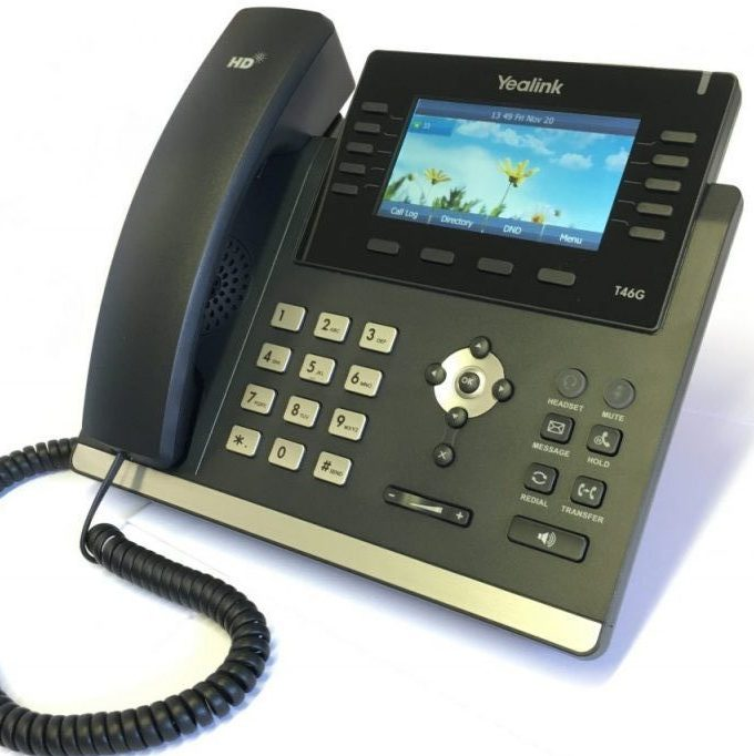 Internet Phones Yealink T46