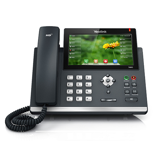 VOIP Internet Phones Yealink T48