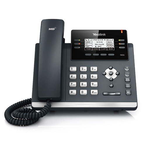VOIP Internet Phones T42