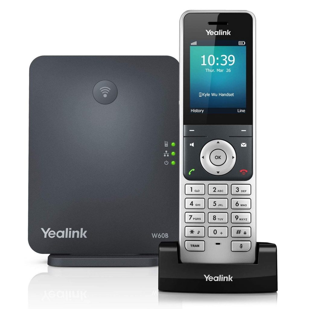VOIP Internet Phones Yealink W60